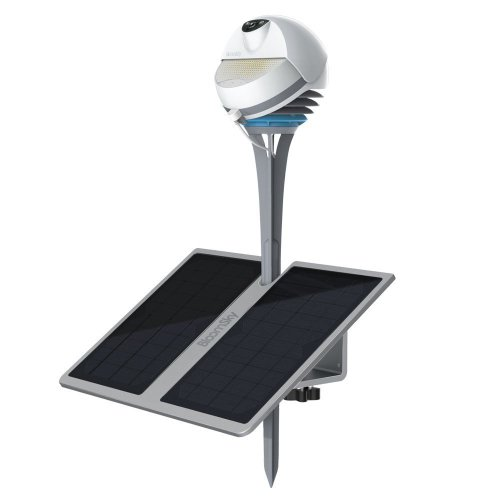 Bloomsky WebCam with Solar panel