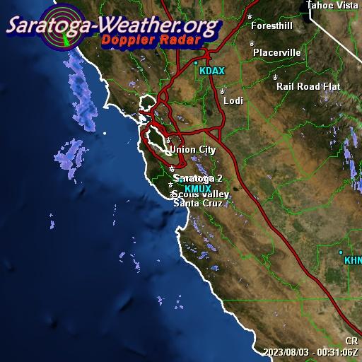 SaratogaWeatherorg GRLevel3 Local Radar