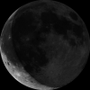 Today's Moon illumination from U.S. Naval Observatory