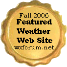 WXForum.net Featured Weather Website - Fall, 2006